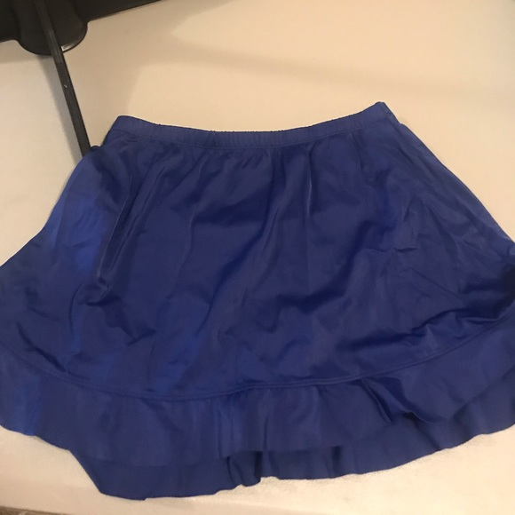 St. John's Bay Other - St. John's Bay swim skirt with built in bottom
